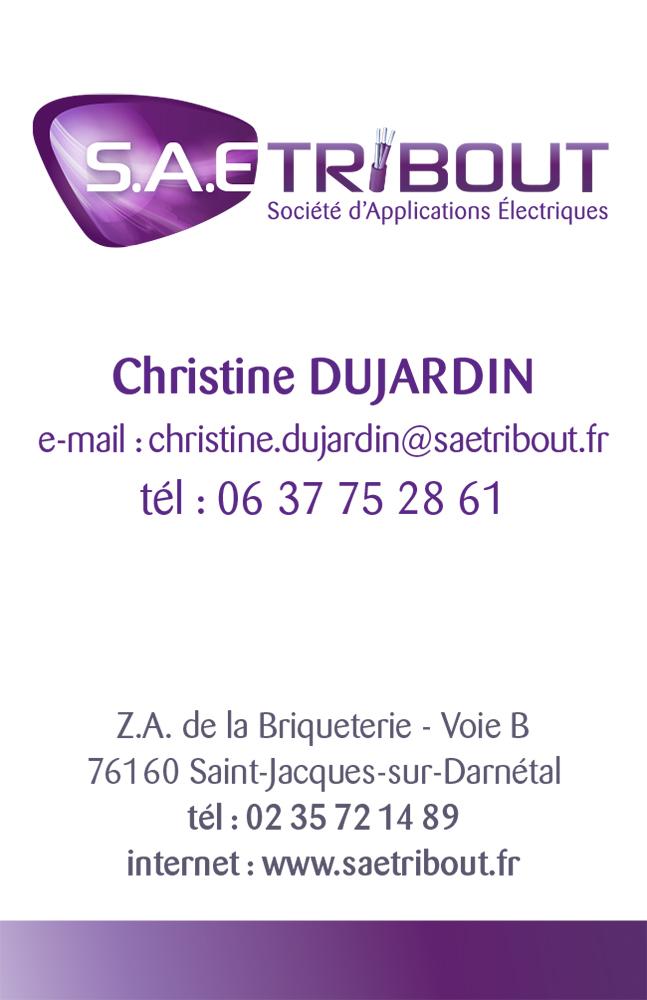 Christine DUJARDIN
